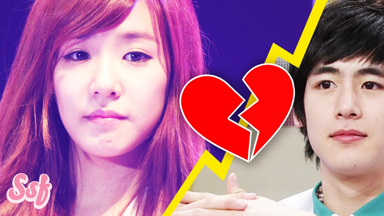 nichkhun 2pm and tiffany snsd dating scandal