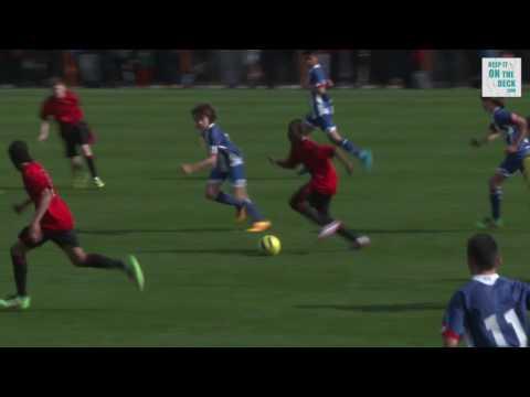West Brom vs Deportivo La Corruna - Academy Cup 2016