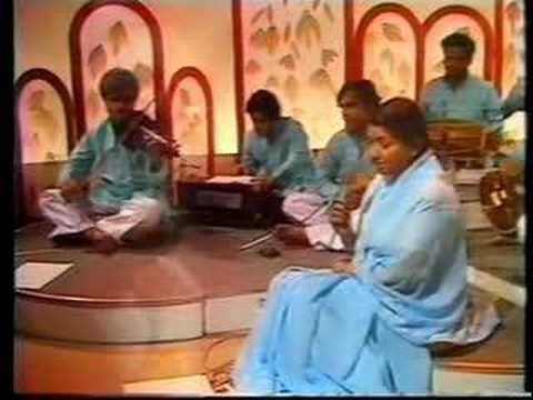 """The Magical Lata Mangeshkar Live! """"Jo Wada Kiya Wo"""""""