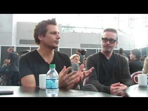 NYCC 2013 - Sleepy Hollow Creators Alex Kurtzman and Roberto Orci