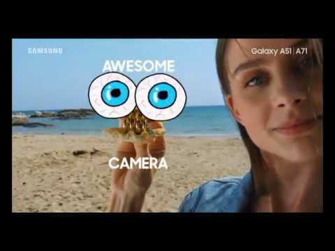 Samsung Indonesia: The New Galaxy A51 from YouTube · Duration:  31 seconds