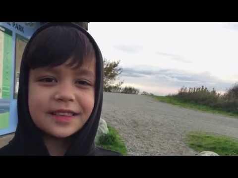 Adventure Kids TV - Exploring the Boundary Bay Mudflats