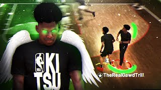 I took my Playsharp DemiGod to the COMP STAGE and destroyed EVERYBODY 😳  - NBA 2K19