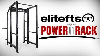 elitefts 3x3 power rack elitefts com