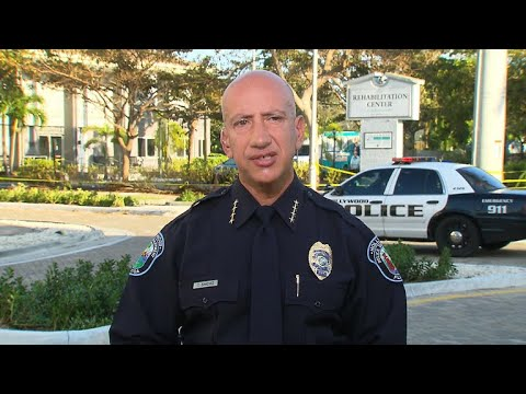 Hollywood police chief on sealing Florida nursing home as crime scene