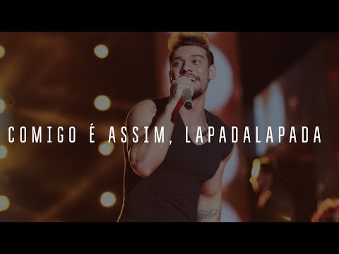 Lucas Lucco - Comigo é assim Lapada Lapada (DVD O Destino - Ao vivo)