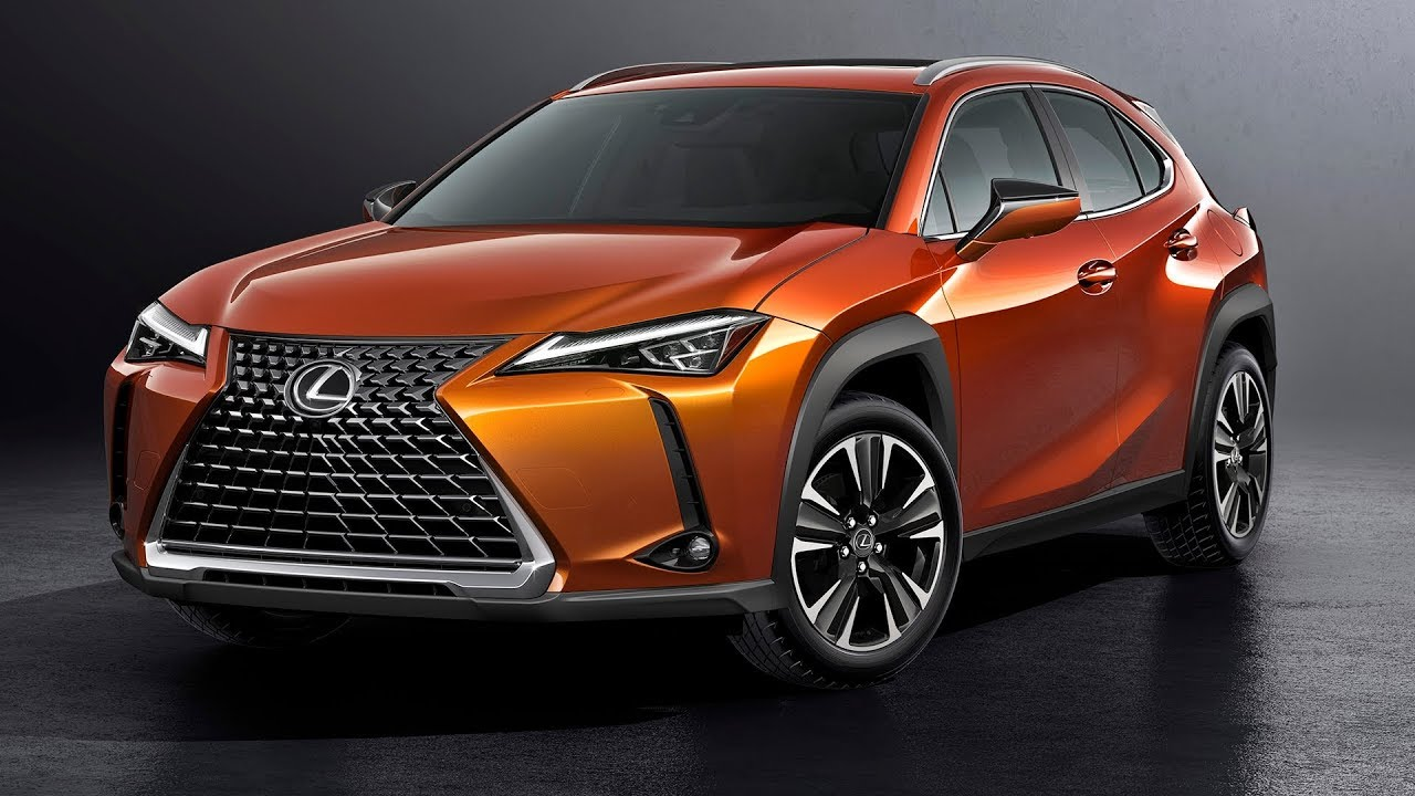 New Lexus Suv >> Lexus Ux Suv 2019