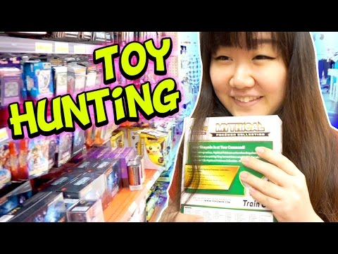 TOY HUNTING - Miraculous Ladybug Comic Books, Pokemon, Clearance Toys and MORE!!