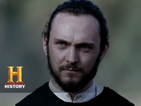 Download Vikings: Athelstan Delivers King Ecbert's Message (Season 2, Episode 9)   History