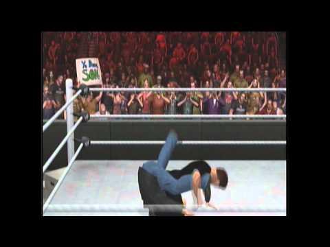 WWE Smackdown vs RAW 2011: Zak Bagans vs Jason Hawes