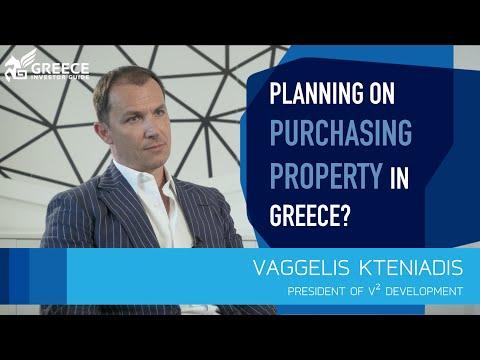 Vaggelis Kteniadis, President of V² Development - Greece Investor Guide (3)