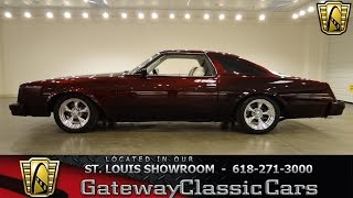 1977 Buick Century Special - Gateway Classic Cars St. Louis - #6384