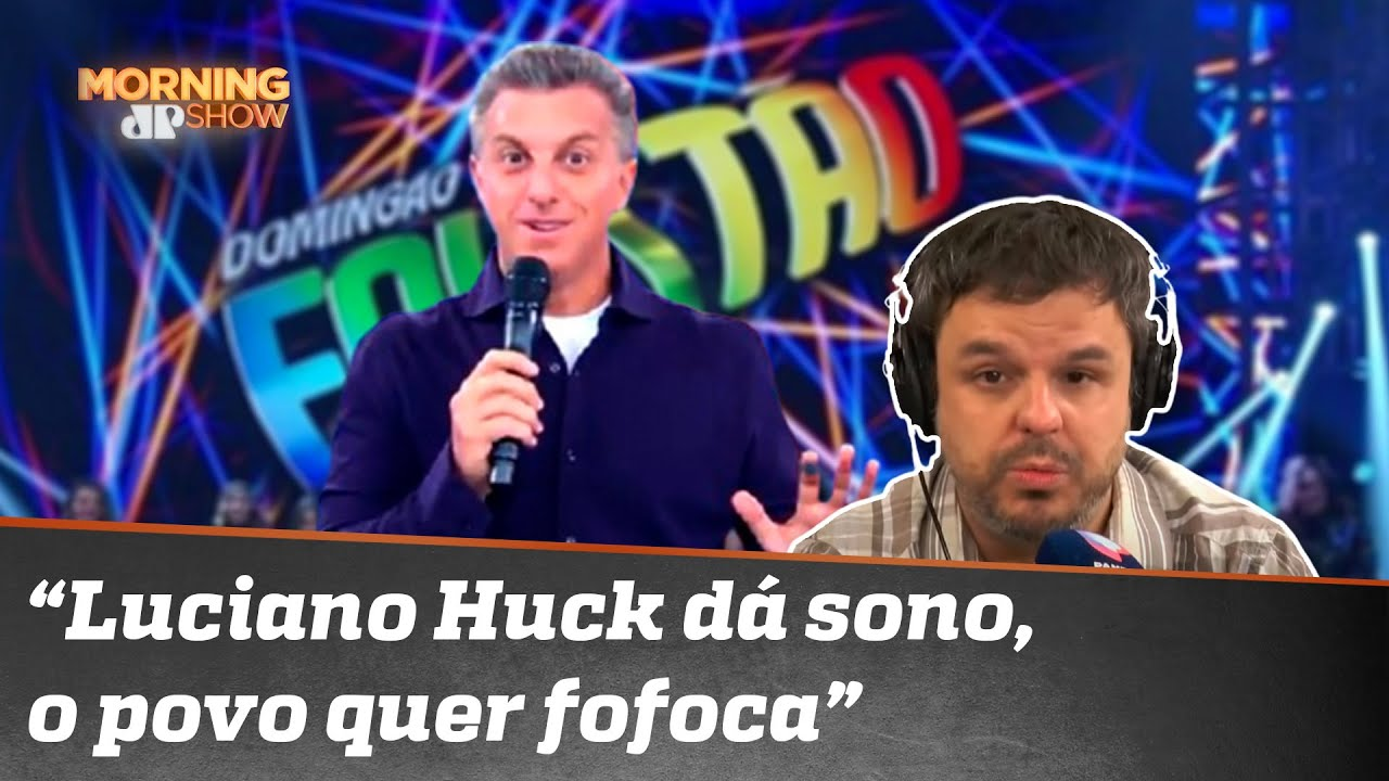 Globo antecipa Huck no 'Domingão', deixa aberta vaga no 'Caldeirão' e desiste do 'Se Joga'