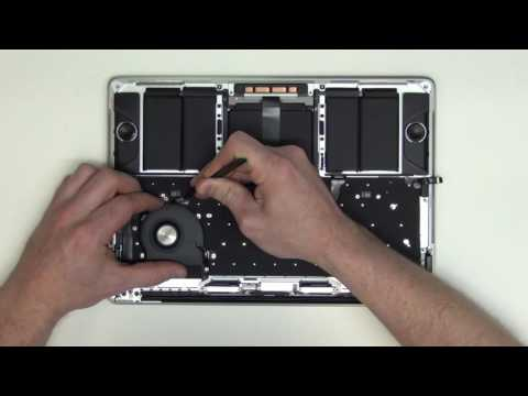 """How to Take Apart the 2016 13"""" Macbook Pro with Touchbar A1706"""