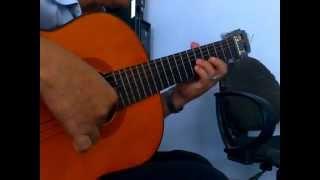 "Độc Tấu Guitar ""Cánh Buồm Xa Xưa (La Paloma)"""