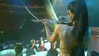 Vanessa Mae - 'The Sabre Dance' by Aram Khachaturian