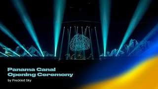 The Creation - Freckled Sky x Panama Canal