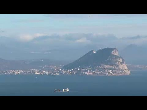 """Гибралтар-Испания: страх перед """"брекситом"""""""
