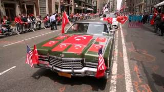 34th Turkish Day Parade in New York