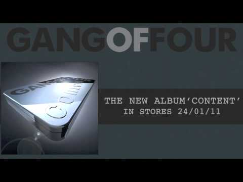 Gang Of Four - I Can't Forget Your Lonely Face (Official Audio)