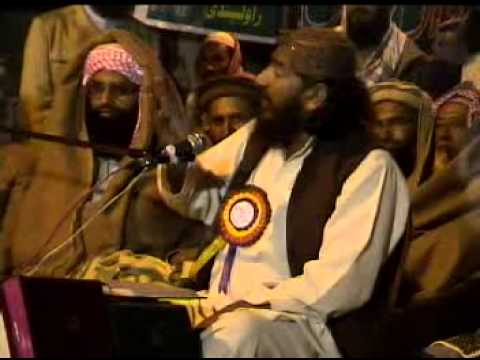 Mission-e-Risalat 2012 (Haqeeqat-e-Meelad) Allama Khizar Hayat Bakharvi (Rawalpindi) Part 1/2