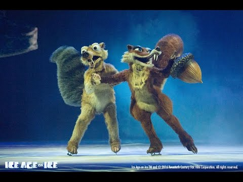 Ice Age On Ice North American Trailer 2