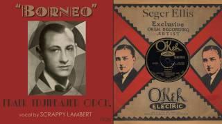 1928, Borneo, Bix, Frankie Trumbauer Orch. Hi Def, 78RPM