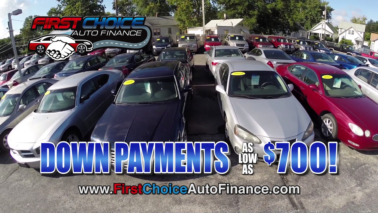 1St Choice Auto >> First Choice Auto Finance 2018 Income Tax Promo Youtube