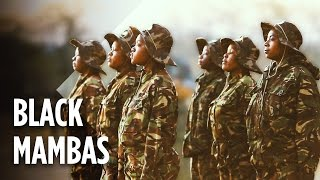 The Unarmed Group Of Women Fighting Poachers In Africa