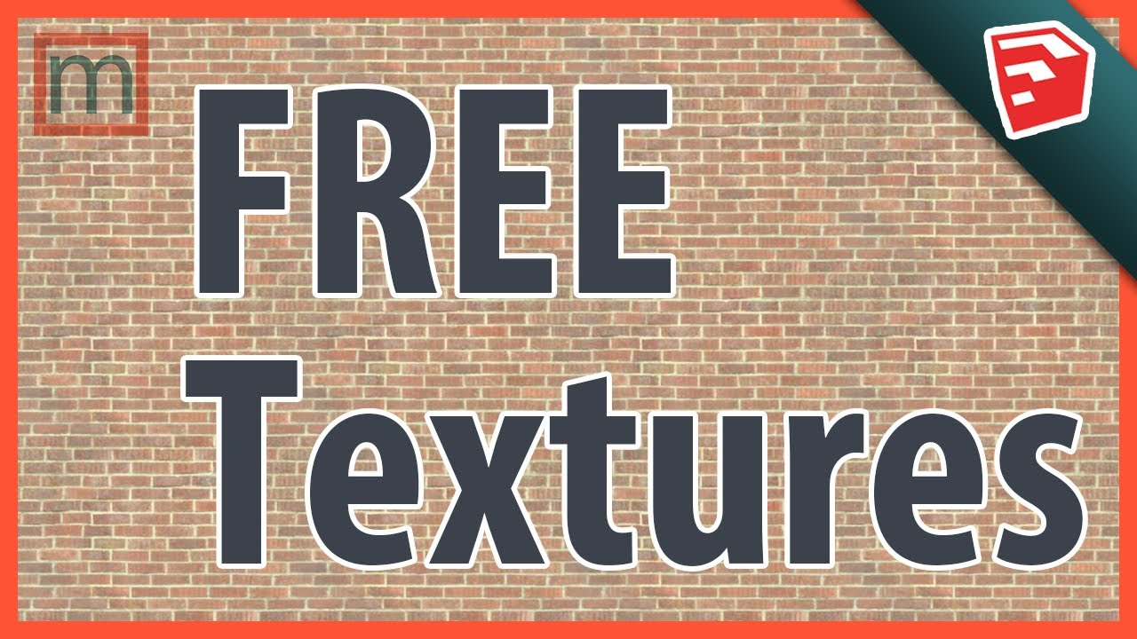 Where To Find Free Sketchup Textures How To Extract Materials From 3d Warehouse Youtube