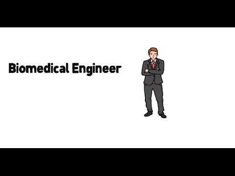 Biomedical engineering job options
