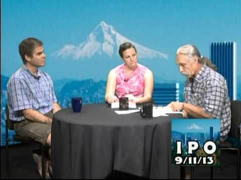 Part 3 - Amy Lodholz and Matt Clark on the Independent Producers Show on Public Access