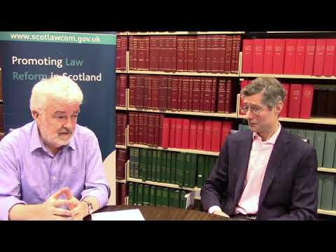 Modernising Contract Law in Scotland