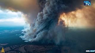 Ozil Report- 19 |  Nasa research,Australia fire smoke travel whole world ||