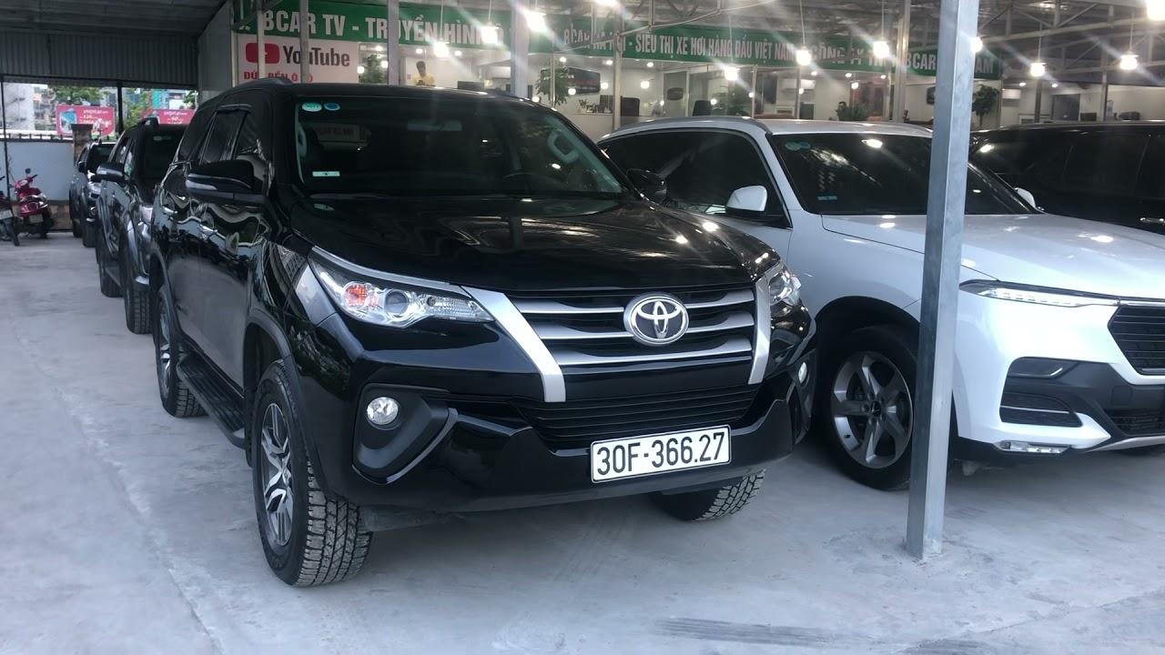 Toyota Fortuner Máy Dầu! Nhập Khẩu! 2018! Giá hợp lý cho người tiêu dùng! 0939063333