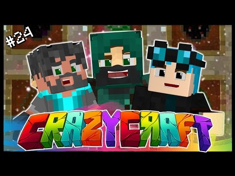 PRANKED SO SO HARD!?!? | Ep 24 | Minecraft Crazy Craft 3.0