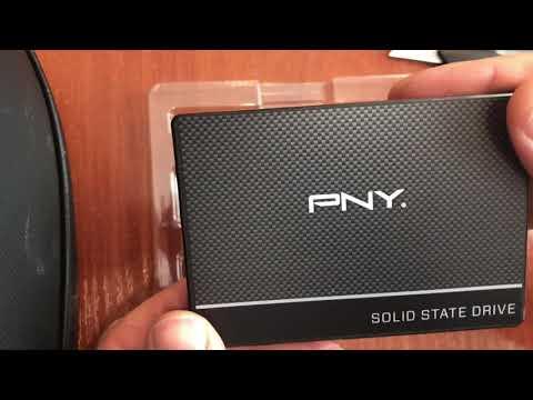 """PNY CS900 120GB 2.5"""" SATAIII 3D NAND TLC (SSD7CS900-120-RB)"""