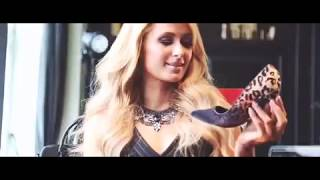 Paris Hilton Footwear - Behind the Scenes Photo Shoot