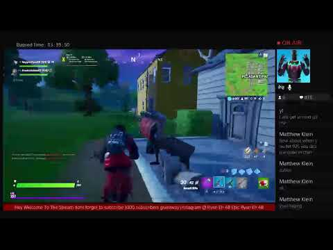 Fortnite MERRY MINT PICKAXE Giveaway AT 1000 Subscribers!! REAL