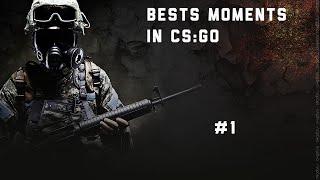 Лучшие моменты в ММ | Best moments in MM (CS:GO)