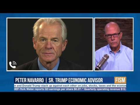 Peter Navarro: Trump Will Clean Up Trade Deals