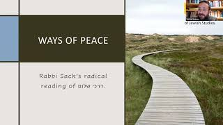 Ways of Peace