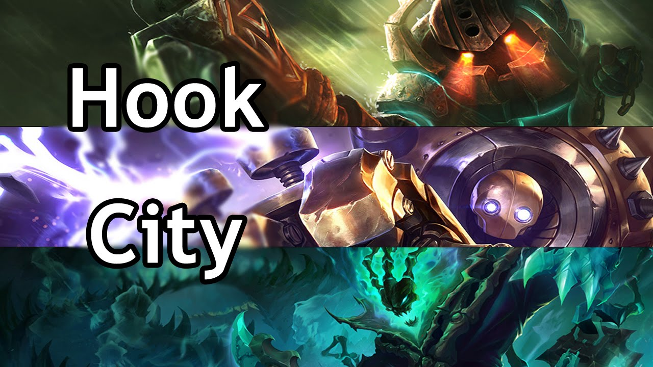 Image result for hook city league of legends