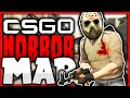 CSGO Custom Horror Map Funny Moments! (CSGO Funny Moments, Funtage)
