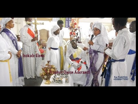 ISOKALE ELEMI PROPHET OWEN ADERANTI
