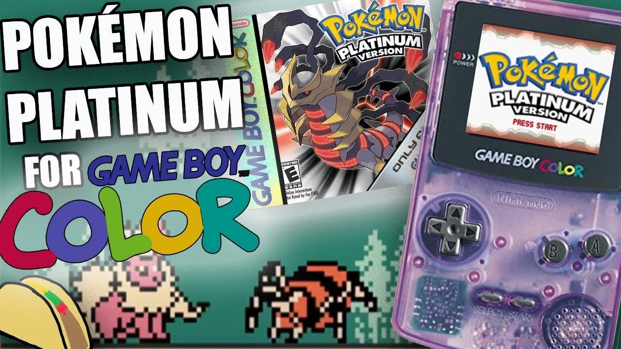 pokemon platinum version download for my boy
