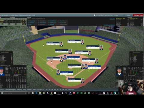 OOTP Baseball 17 - 1948 Brooklyn Dodgers