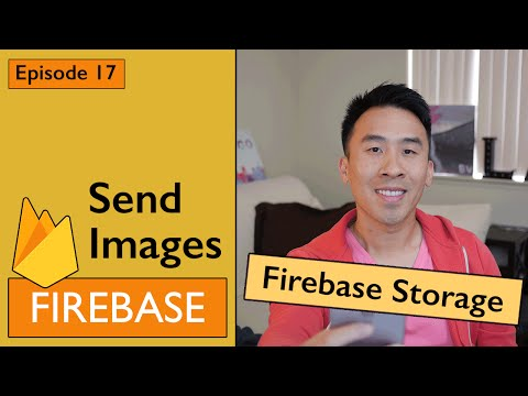 Swift: Firebase 3 - How to Send Image Messages (Ep 17)