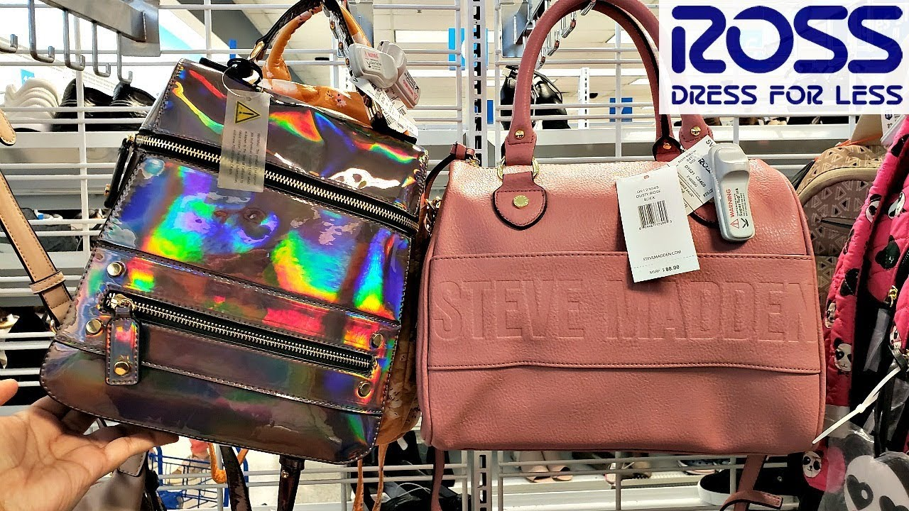 where can i buy online here release date: ROSS HANDBAGS PURSE - SHOP WITH ME 2019