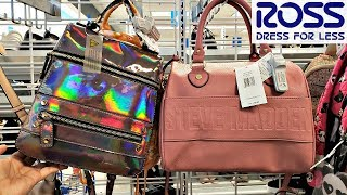 ROSS HANDBAGS PURSE - SHOP WITH ME 2019